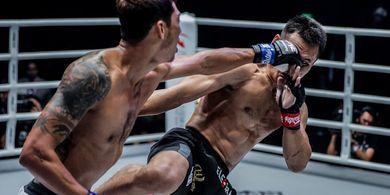 Pelajaran Berharga untuk Victorio Senduk dari Ajang ONE Championship di China