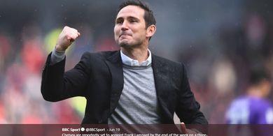 Tiada yang Lebih Baik dari Frank Lampard untuk Dampingi Chelsea