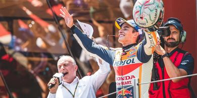 Jelang MotoGP Belanda 2019, Marc Marquez Pede Petik Hasil Maksimal