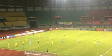 Bhayangkara FC Kontra Persela, Masih Sama Kuat pada Babak Pertama