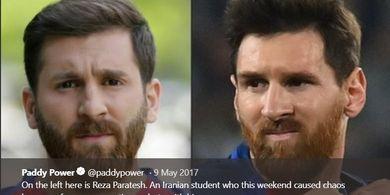 Kembaran Lionel Messi Berhasil Tiduri Lebih dari Selusin Wanita