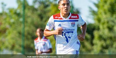 Rayan Cherki, Bintang Muda Lyon yang Dijuluki sebagai The New Zidane