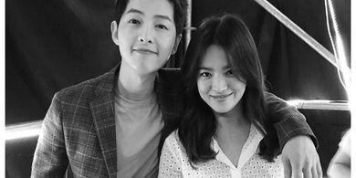 Song Joong-ki dan Song Hye-kyo Seharusnya Bisa Jadi Atlet dan Tampil pada Olimpiade