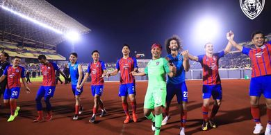 Klub Malaysia Menuju Liga Champions Asia Bersiap ala Manchester United