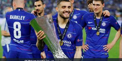 Kena Larangan Transfer, Kenapa Chelsea Bisa Permanenkan Kovacic?