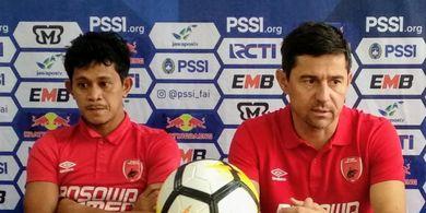 Pelatih PSM Mengaku Sudah Kantongi Kekuatan Persib Bandung