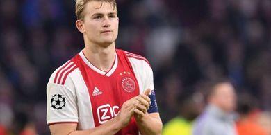 Tak Ada De Ligt di Tur Pramusim Ajax, Tanda-tanda Segera Gabung Juventus?