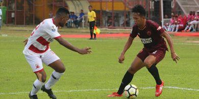 Pemain Sayap Bali United Sebut Bek Ini Jadi Lawan yang Menyulitkan