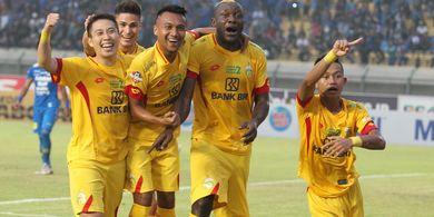 Susunan Pemain Bhayangkara FC Vs Borneo FC, Adu Jeli Lini Tengah