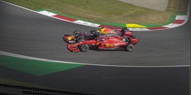 GP Austria - Alasan Formula 1  Tak Mencabut Kemenangan Max Verstappen