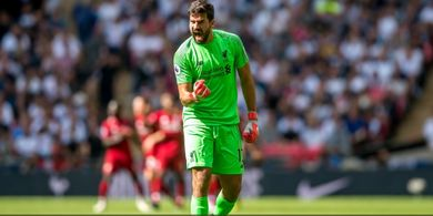 Susunan Pemain Liverpool Vs Sheffield United - Alisson Becker dan Diogo Jota Main Sejak Awal
