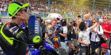 Valentino Rossi Tak Bisa Beri Alasan Usai Finis 20 Detik Lebih Lambat di Sachsenring