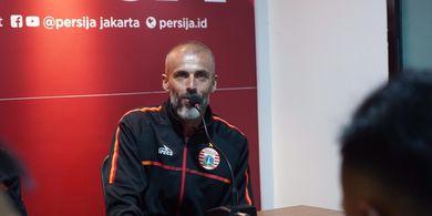 Eduardo Perez Akui Tim Pelatih Persija Merasakan Tekanan