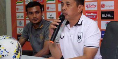 PSIS Vs Persib - Jafri Sastra Menaruh Respek ke Tim Maung Bandung