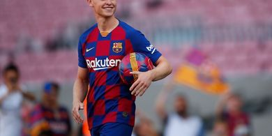 Ronald Koeman Pernah Peringatkan Frenkie de Jong Hati-hati dengan Barcelona
