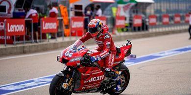 Hasil MotoGP Rep Ceska 2019 - Andrea Dovizioso: Balapan yang Aneh...
