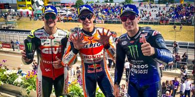 Jadwal MotoGP 2019, Kembali Dimulai pada 4 Agustus di Republik Ceska
