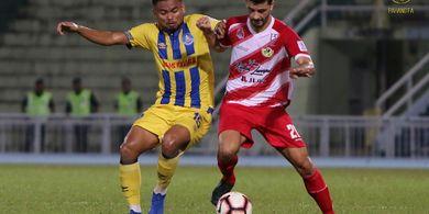 Saddil Ramdani Kembali Jadi Starter, Pahang Pesta di Darul Makmur