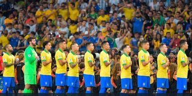 Timnas Brasil Akan Lakoni Laga Uji Coba di Singapura Bulan Depan, Siapa Lawannya?