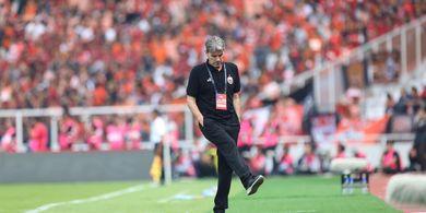 Sukses Kalahkan Kalteng Putra, Pemain Persija dapat Pujian dari Julio Banuelos