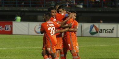 Ini Target Manajer Borneo FC di Markas Perseru Badak Lampung FC