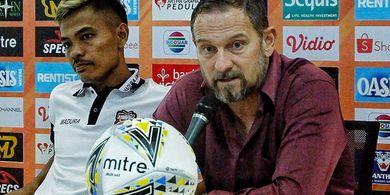 Madura United Takluk dari Bali United, Dejan Antonic Kecewa