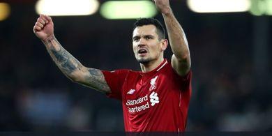 Tak Lagi Peduli Liverpool, Lovren Ingin Segera Gabung AS Roma