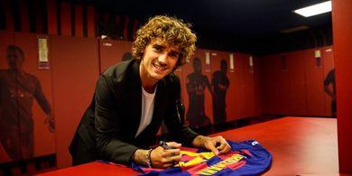 Bekas Stadion Atletico Lebih Murah dari Transfer Griezmann ke Barcelona