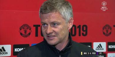 Man United Gagal Penalti hingga 2 Kali, Solskjaer Frustrasi
