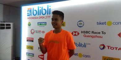 Anthony Ginting Sukses Hempaskan Wakil China di Babak Pertama Indonesia Open 2019