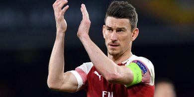 Hubungan Makin Tegang, Arsenal Dikabarkan Potong Gaji Koscielny