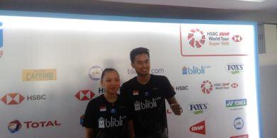 Indonesia Open 2019 - Melenggang ke Babak Selanjutnya, Owi/Winny Tampil Menjanjikan!
