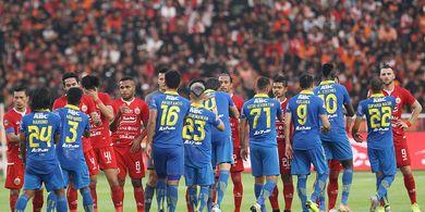 Persija Dapat Sanksi Usai Menjamu Persib di Stadion Utama Gelora Bung Karno