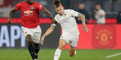 VIDEO - Bukti Paul Pogba Masih Jadi Roh Permainan Manchester United