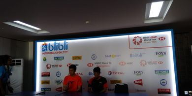 Indonesia Open 2019 - Lewati Babak 16 Besar, Ahsan/Hendra: Lebih Enak Mainnya