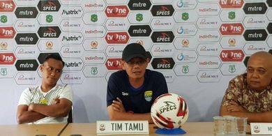 Lawan PSMS Medan, Pelatih Blitar United Tak Targetkan Kemenangan