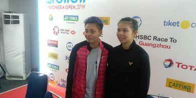 Indonesia Open 2019 - Greysia/Apriyani Sangat Terpukul Gagal ke Perempat Final