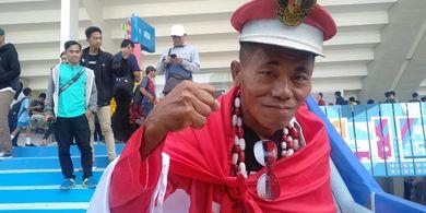 Suporter Indonesia Open 2019 Gunakan Kostum Unik untuk Tunjukkan Ekspresi Dukungan
