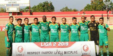 Sriwijaya FC Sukses Permalukan Persibat Batang di Kandang Lawan