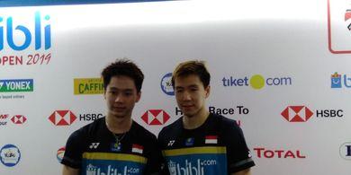 Indonesia Open 2019 - Melaju ke Semifinal, Marcus/Kevin: Kami Mungkin Lebih Siap