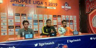 Pelatih Barito Putera Minta Kedewasaan Pemain Usai Raih Hasil Imbang di Kandang
