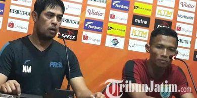 Persela Atasi Bali United, Nil Maizar: Pacheco Absen Bukan Keuntungan