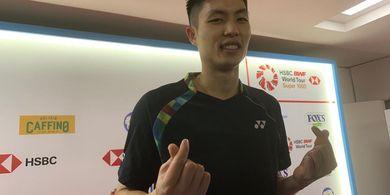 Indonesia Open 2019 - Pemain yang Kalahkan Jonatan Sudah Penuhi Target