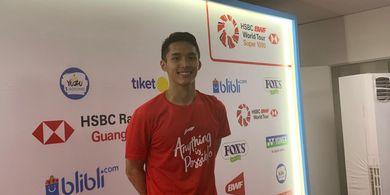 Indonesia Open 2019 - Jonatan Sebut Kekalahannya Disebabkan Hal Kecil