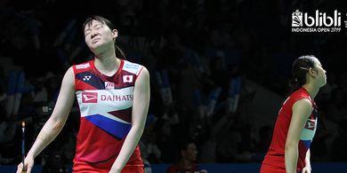 Indonesia Open 2019 - Matsumoto/Nagahara Kecewa Jadi Unggulan 1 Berikutnya yang Tersingkir