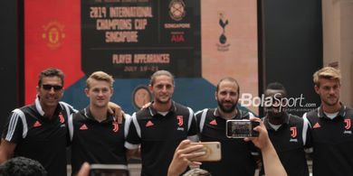Juventus Tak Mau Penonton Indonesia Sering Begadang Nonton Liga Italia