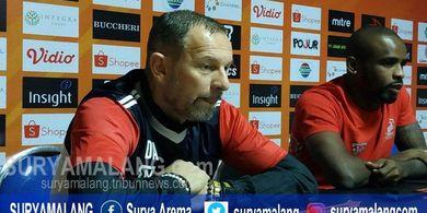 Resmi, Dejan Antonic Mengundurkan Diri dari Madura United