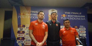 Kapten PSM Makassar Yakin Bisa Kalahkan Persija dan Raih Gelar Juara Piala Indonesia di Kandang Sendiri