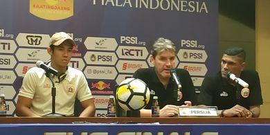 Persija Menang Lawan PSM Makassar, Julio Banuelos Singgung Soal Keputusan Wasit