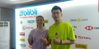 Indonesia Open 2019 - Ini Kunci Zheng/Huang  Jadi Juara Ganda Campuran